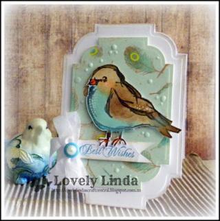 Birdie Best Wishes - Main wm