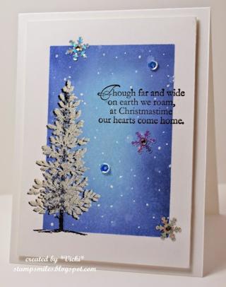 Vicki-Lovely Tree-Christmas