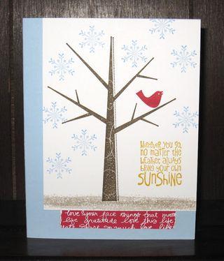 Winter Tree FMS224 RRCB32