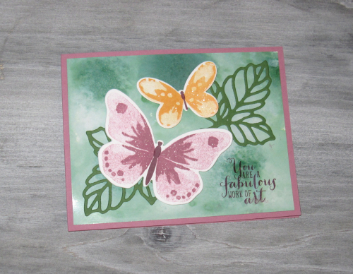 Retro Butterflies RRCB75