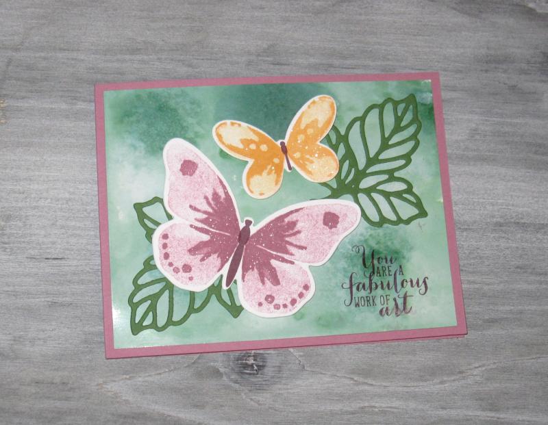 Retro Butterflies RRCB75