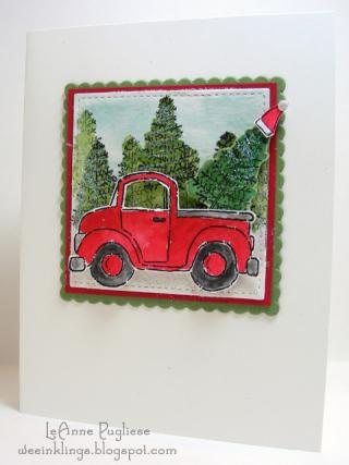 LeAnne Pugliese WeeInklings Loads of Love Christmas