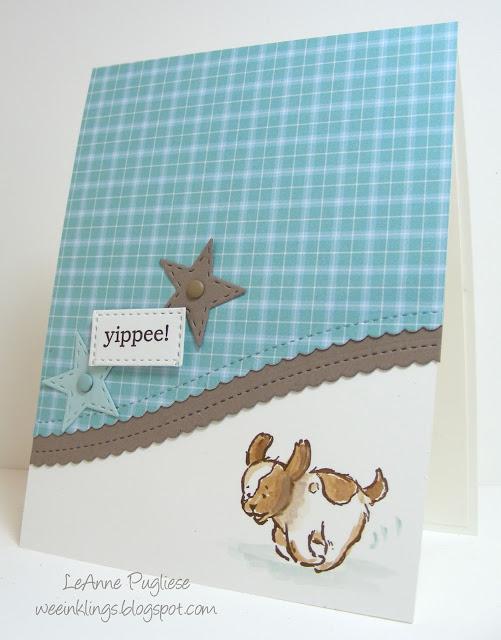 LeAnne Pugliese WeeInlings Puppy Birthday
