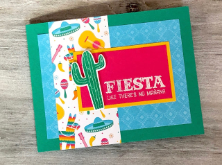 Fiesta Manana PP452 CIC475 RRCB116