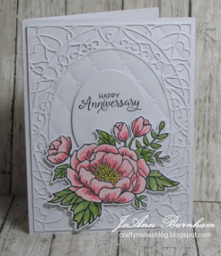 Card Anniversary Travis Rebekah 2020
