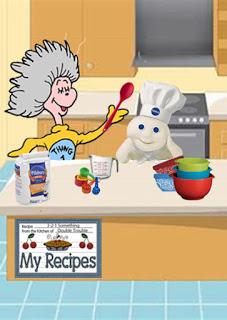Kitchen background 4